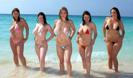 Beach BBW Sex Pics