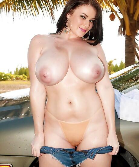 BBW Model Sex Pics