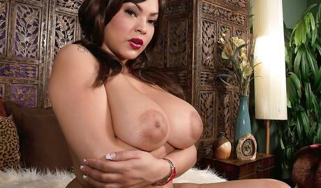 BBW Latina Tits Sex Pics